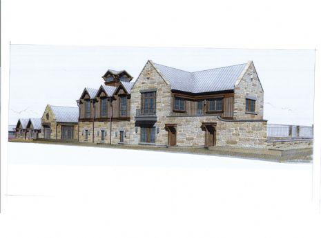 Chabad Jewish Community ?Center Coming Back to Main St, ADN Image
