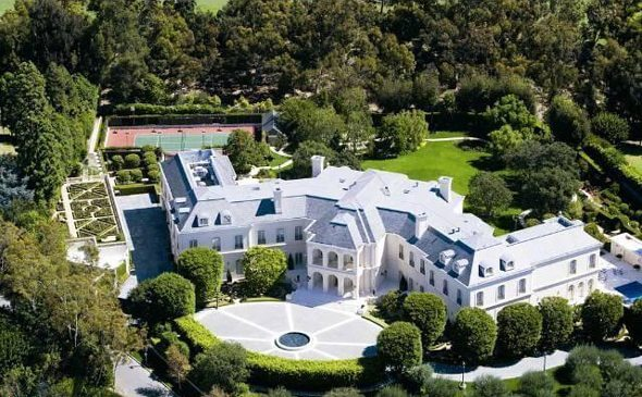 LA High End Real Estate: The $100 Million Question, NYT Image