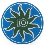 SKI CLUB 10 LOGO. 72res 2.5x2.5