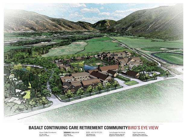 Basalt Senior Housing Retirement Community Review on Hold, AT Image