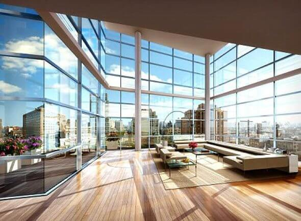 High End Ruled in '13: Sellers Market for Manhattan's New Luxury Condos, NYT Image