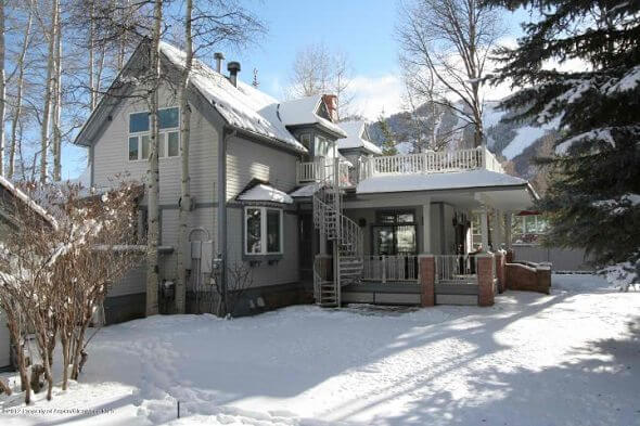 March 13 – 20, 2016  Estin Report: Last Week's Aspen Snowmass Real Estate Sales   & Stats: Closed (9) + Under Contract / Pending (8) Image