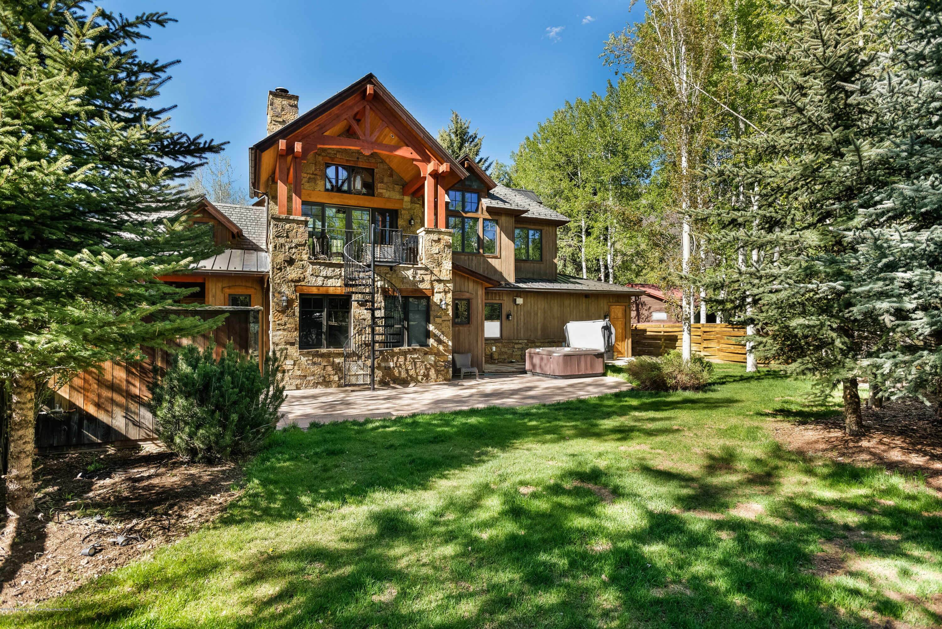 Phenomenal 1395 Snowbunny Lane Aspen Co Home Sells In Deal Territory At Download Free Architecture Designs Ferenbritishbridgeorg