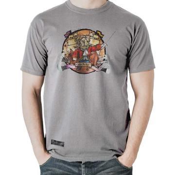 Camiseta Blas de Lezo Gris