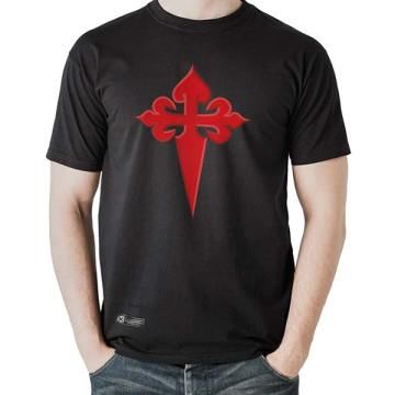 Cruz de Santiago Estirpe Imperial negra
