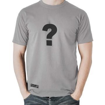 Diseña camiseta a tu gusto gris