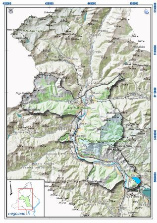 Itinerari escursionistici  Club Alpino Italiano Sezioni Est Monte Rosa