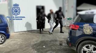 detencion Policia nacional 2