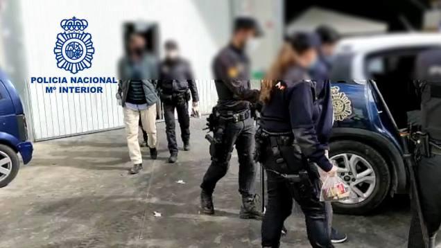 detencion Policia nacional 4