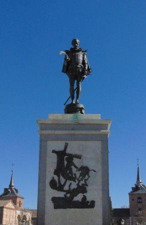 Alcalá, cidade de Cervantes