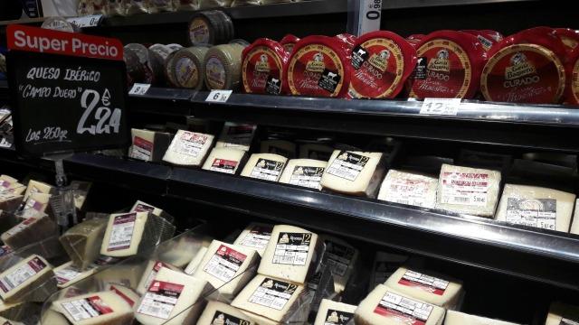 queijos espanhois