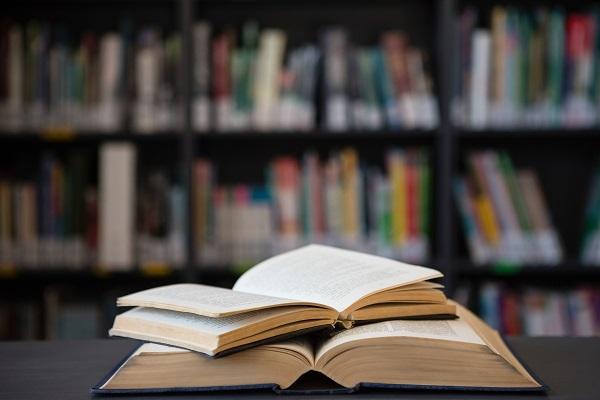 Organizar coleção de livros