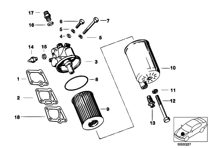 Original Parts for E12 535i M30 Sedan / Engine