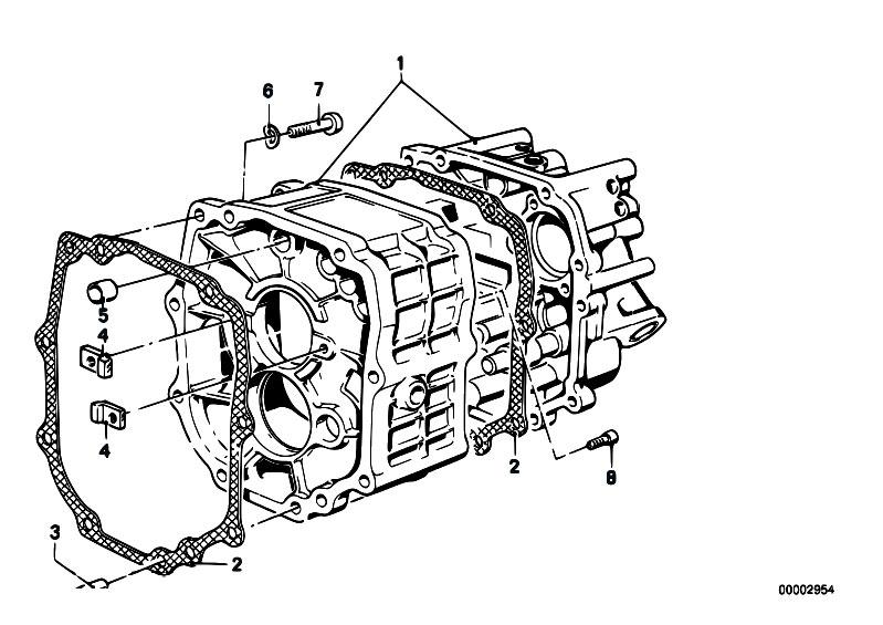 Original Parts for E30 320is S14 4 doors / Manual