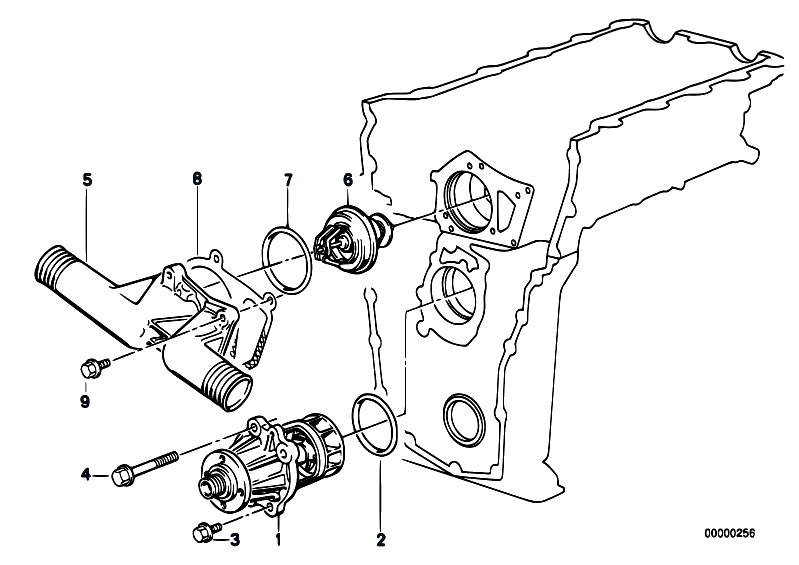 Bmw M42 Thermostat Replacement