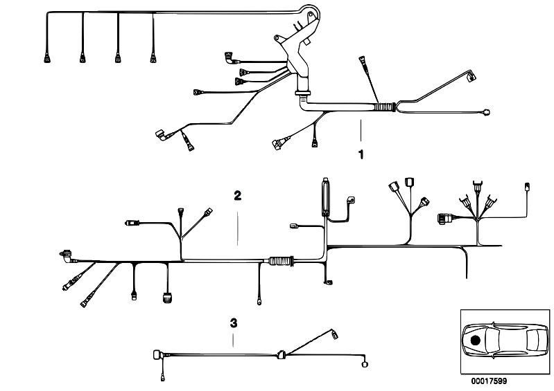 File: Bmw M60 Engine Wiring Harnes Diagram