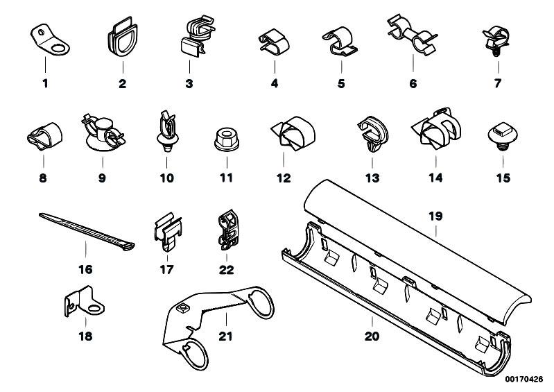 Original Parts for E88 118d N47 Cabrio / Engine Electrical