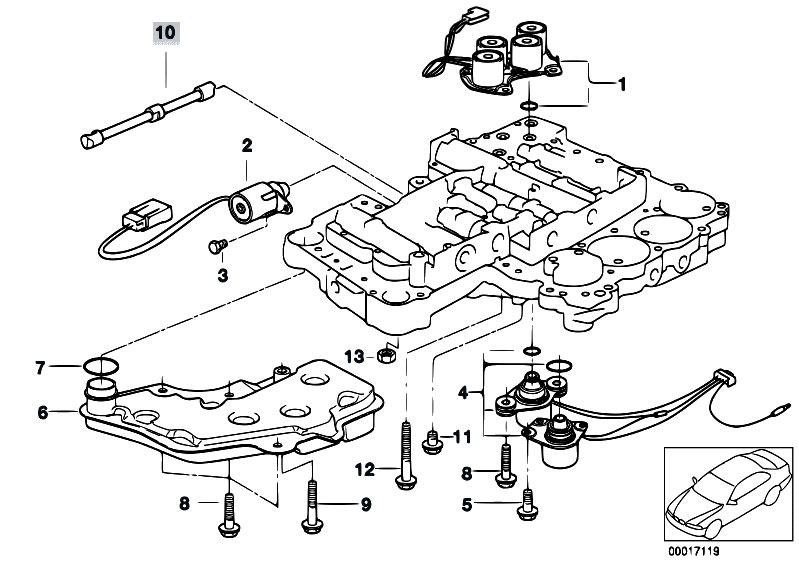Youan: Bmw E30 320i Automatic Gearbox