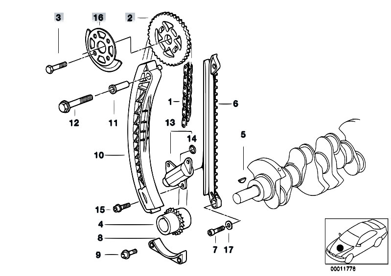 Youan: Bmw E30 Timing Chain Or Belt