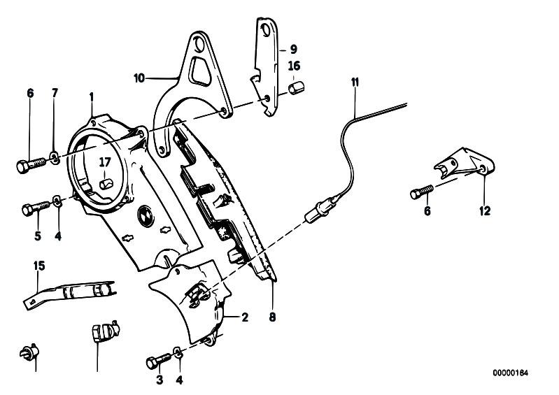 Original Parts for E30 325e M20 4 doors / Engine/ Wheel