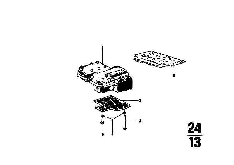 Original Parts for NK 1800 4 Zyl Sedan / Automatic