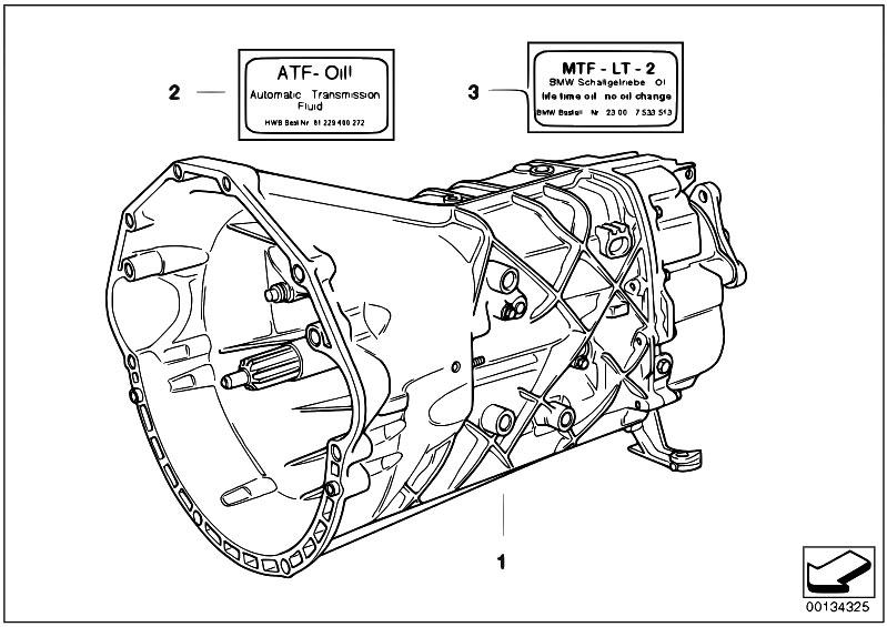 Original Parts for E31 850Ci M70 Coupe / Manual