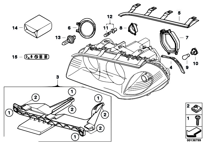 Service manual [2013 Bmw X5 Washer Reservoir Replace