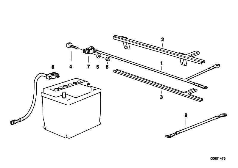 Original Parts for E36 318ti M42 Compact / Engine