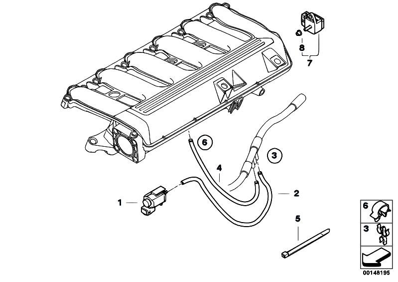 m54 engine diagram