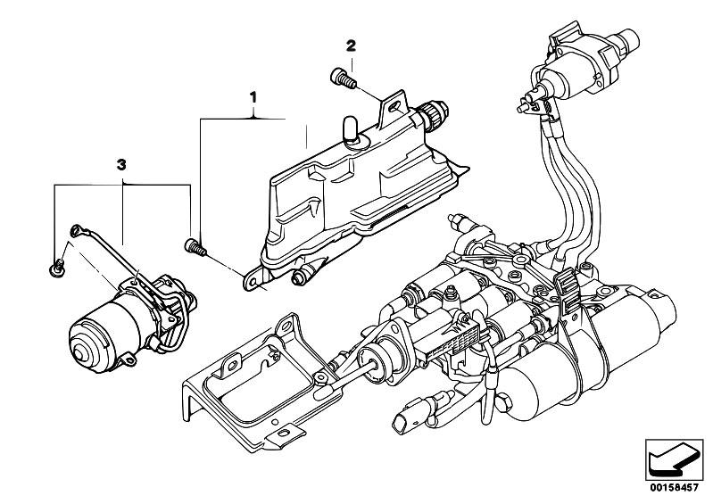 Original Parts for E60 530i N52 Sedan / Manual