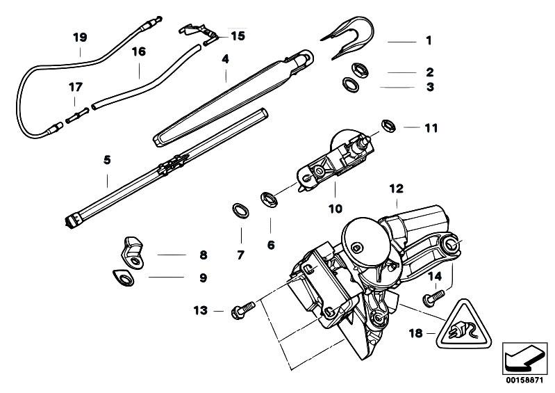 Original Parts for E91 320d M47N2 Touring / Vehicle