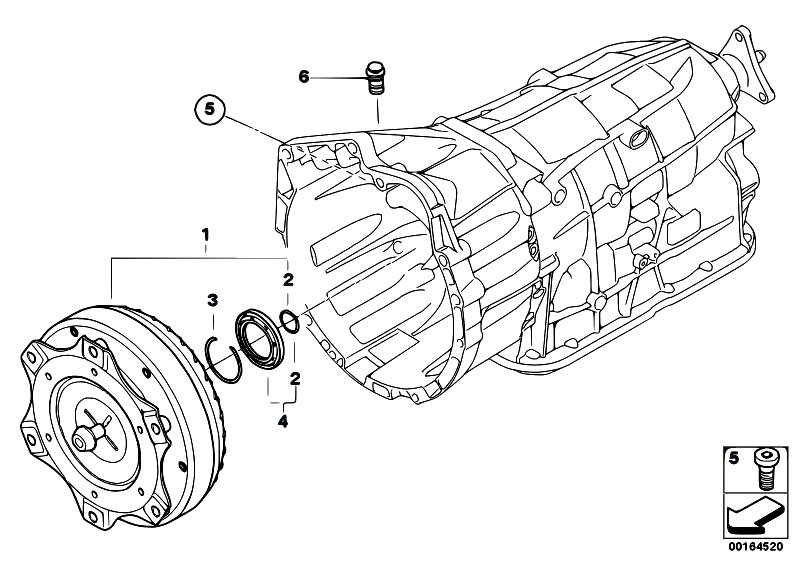 Original Parts for E90 328i N51 Sedan / Automatic