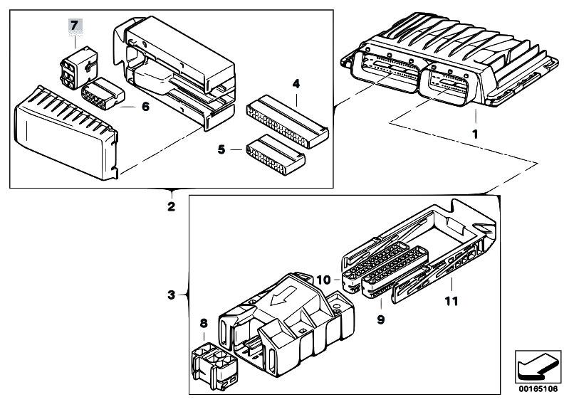 06 bmw e90 fuse diagram