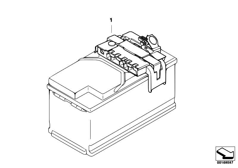 Original Parts for E71 X6 35dX M57N2 SAC / Vehicle