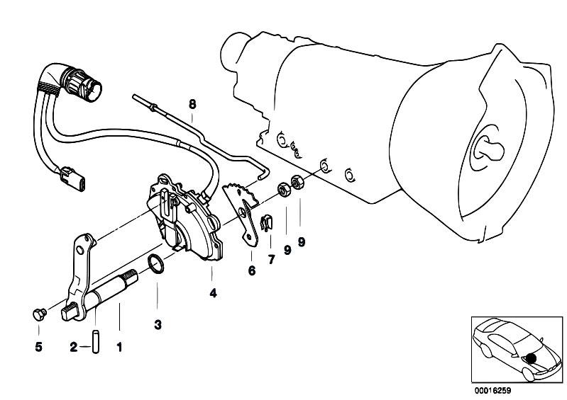Original Parts for E39 528i M52 Touring / Automatic