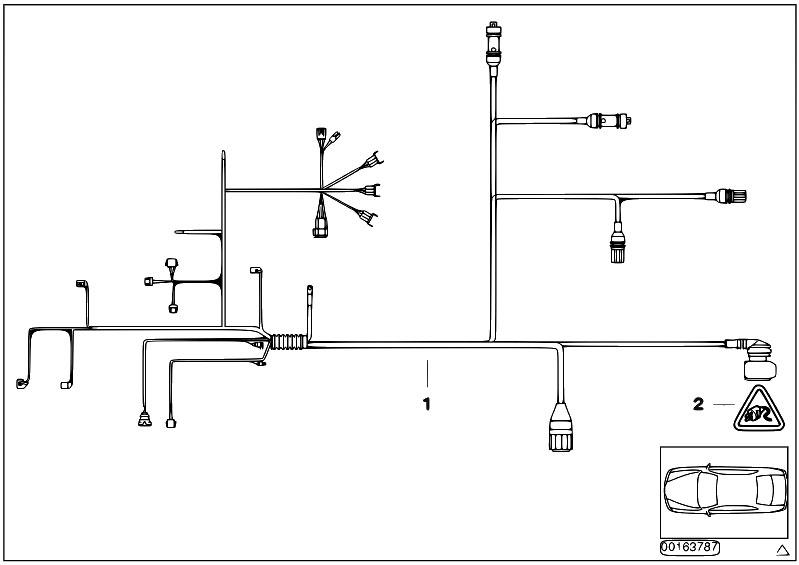 bmw wiring diagram 330 ci e46