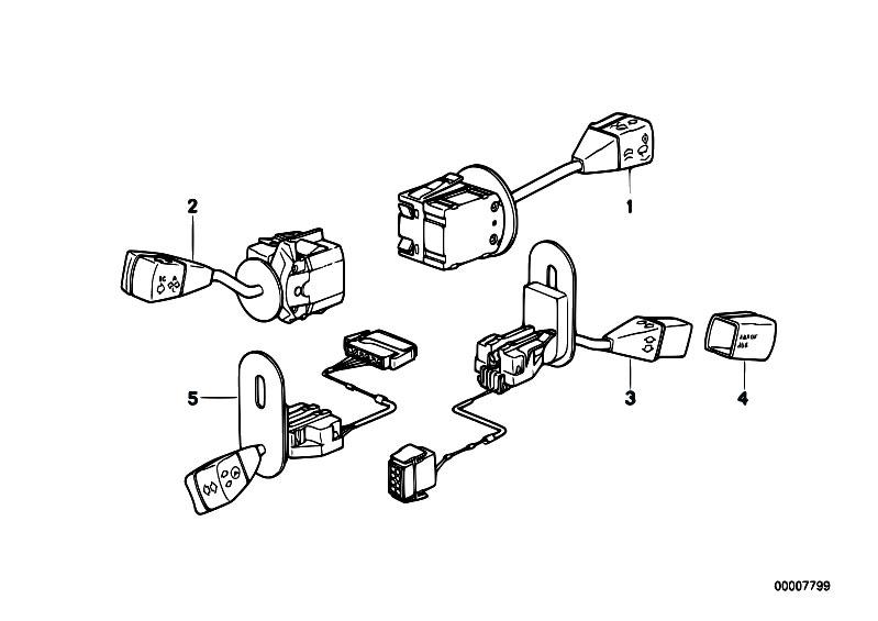 Original Parts for Z3 Z3 2.0 M52 Roadster / Vehicle