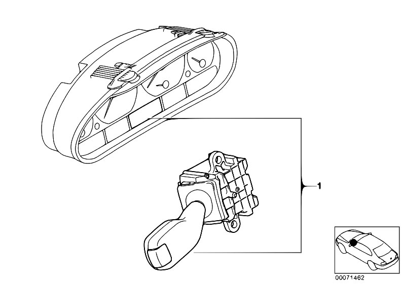Original Parts for E46 318i N42 Sedan / Instruments