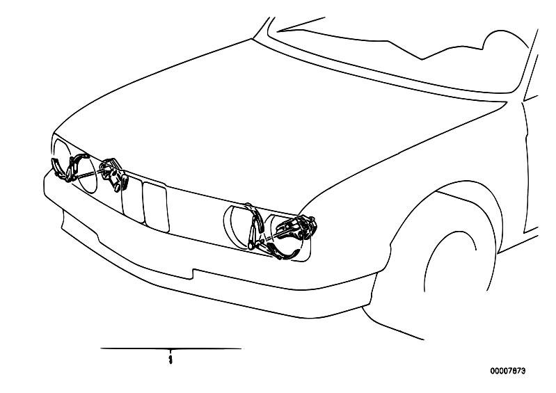 Original Parts for E30 316i M40 4 doors / Vehicle