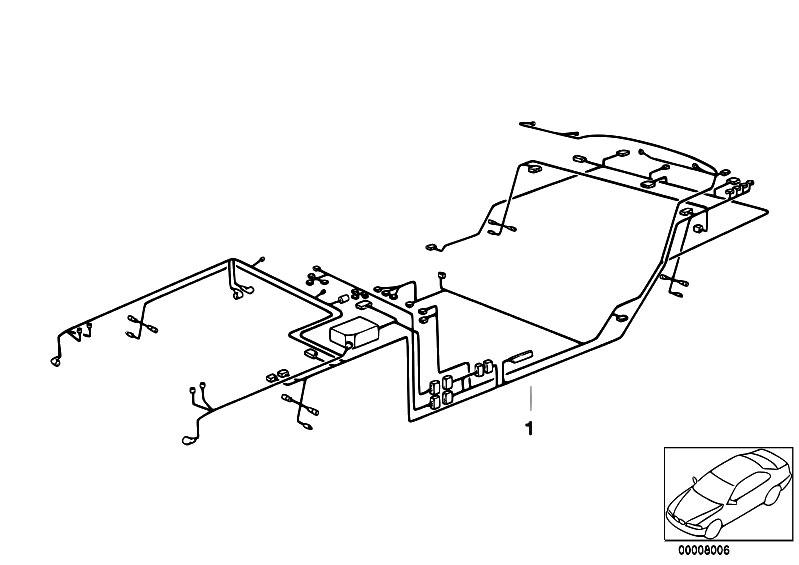 Bmw E28 Wiring Harness: Bmw e radio wiring diagram harness