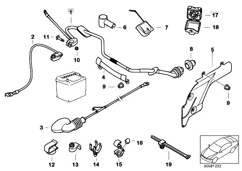 Original Parts for E46 330xi M54 Touring / Engine