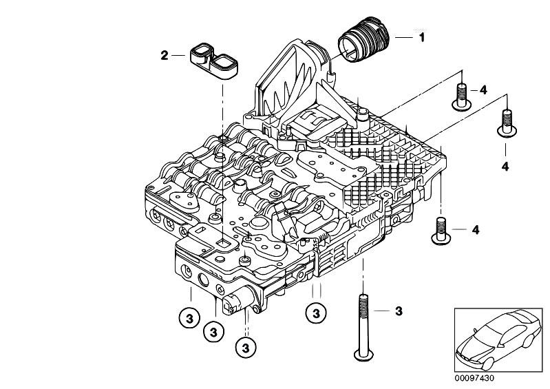 Original Parts for E90 330d M57N2 Sedan / Automatic