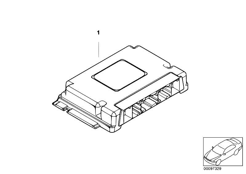 Original Parts for E85 Z4 3.0i M54 Roadster / Manual