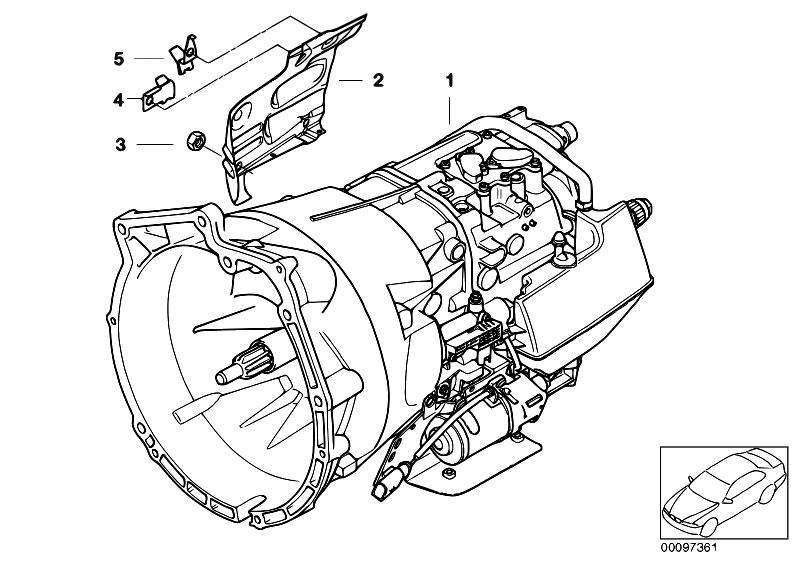 Original Parts for E46 330i M54 Sedan / Manual