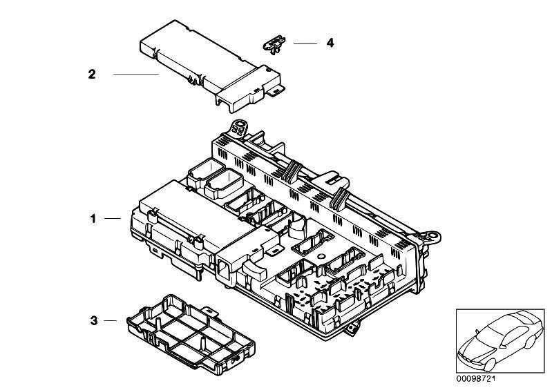 Original Parts for E53 X5 3.0d M57 SAV / Vehicle