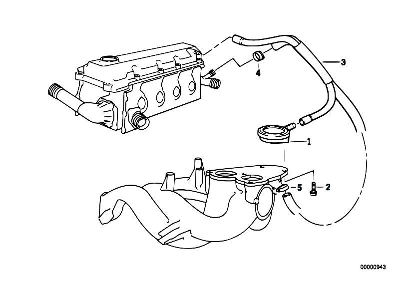 Original Parts for E46 318i M43 Sedan / Engine/ Crankcase