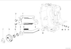 Original Parts for E34 520i M20 Sedan / Manual