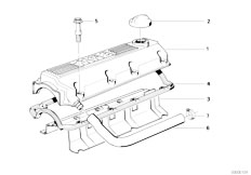 Original Parts for E30 318i M40 Cabrio / Engine/ Cooling