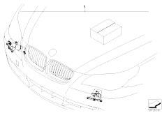 Original Parts for E60N 520d N47 Sedan / Vehicle