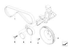 Original Parts for E36 318tds M41 Touring / Engine